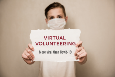 Student Virtual Volunteer Opportunities